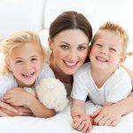 Trabaje en fundamentar sus hijos en sanos principios