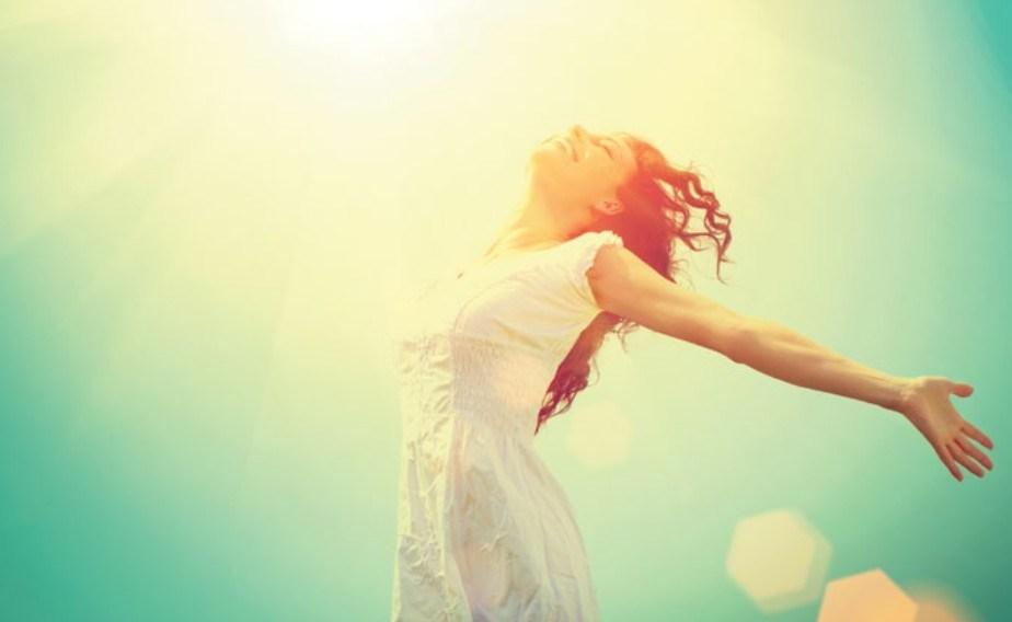 Deseo la libertad espiritual total y definitiva