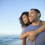 esposos, cónyuges, pareja, felices
