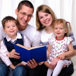 células, Biblia, oración