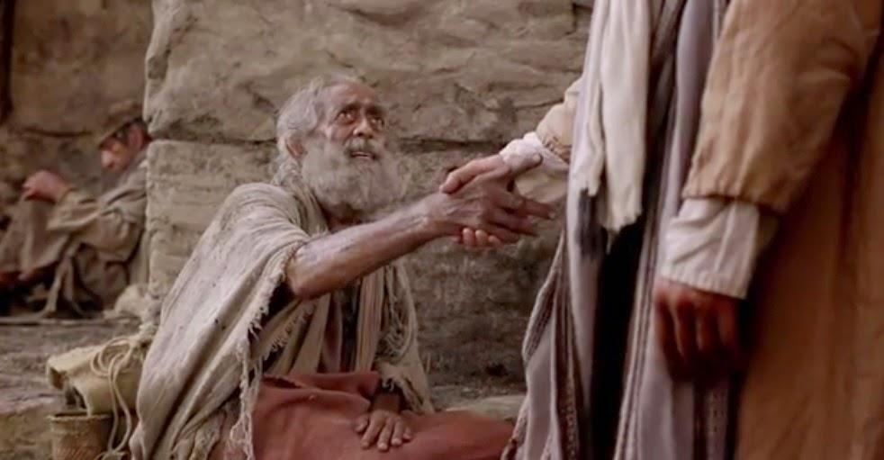 En el Nombre de Jesús, levántate y anda…