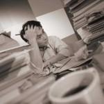 No es buena idea llevar los problemas del trabajo a su hogar