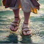 Crea en Dios y camine sobre las aguas