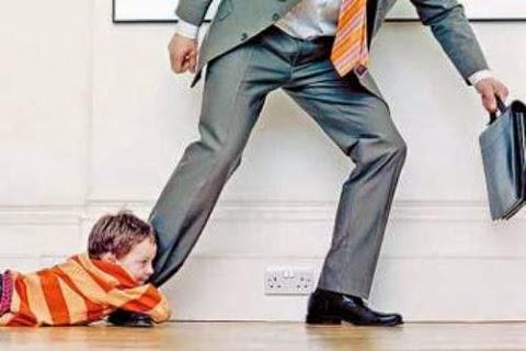 No sacrifique su familia por el éxito, el reconocimiento y la búsqueda de solidez económica