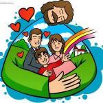 Dios nos ama a todos como familia
