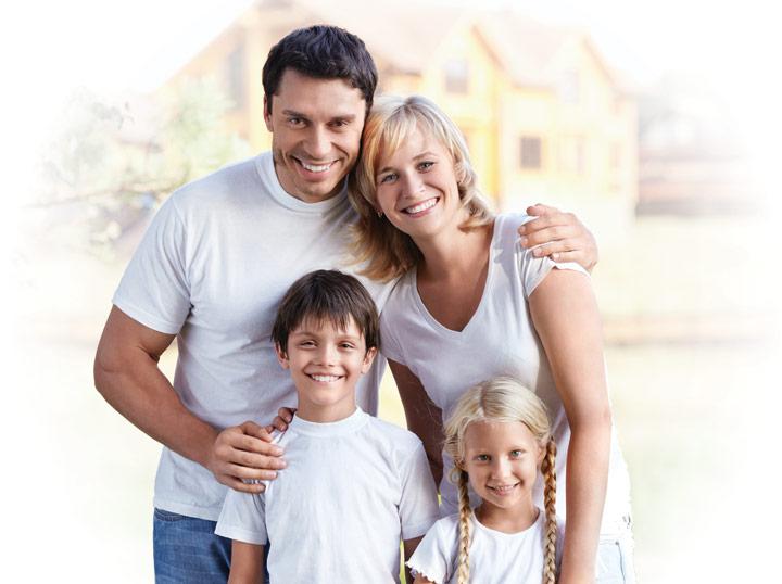 Cimentando familias en oración