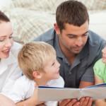 Dedique el mayor tiempo que pueda a su cónyuge y a sus hijos