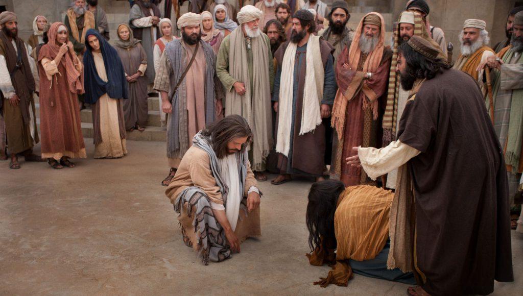El Señor Jesús está llamando pecadores a una nueva vida