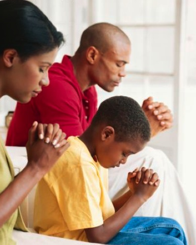 Dispóngase para el cambio con su familia hoy