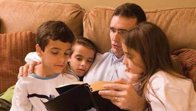 Tres niveles de bendiciones para usted y su familia