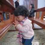 Desde la familia le brindamos a los hijos ejemplo de orar