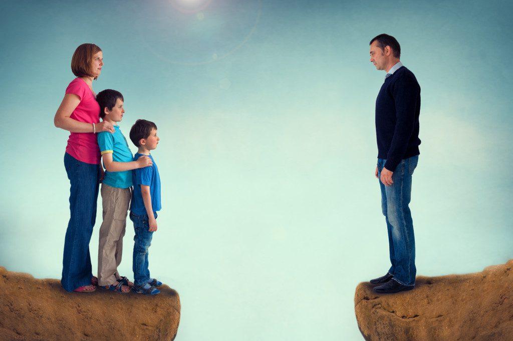 ¿Por qué razón debería perdonar a mi familia?