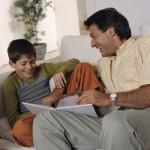 Los padres ayudamos a nuestros hijos a desarrollar empatía