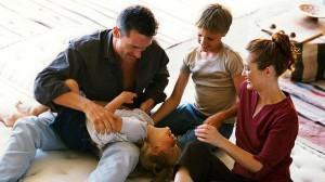 Con ayuda de Dios podemos corregir errores en la relación familiar