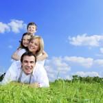 felicidad, familia, unidad, alegría, hijos, matrimonio