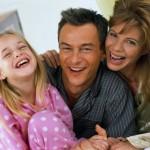 Con ayuda de Dios la armonía familiar sí es posible