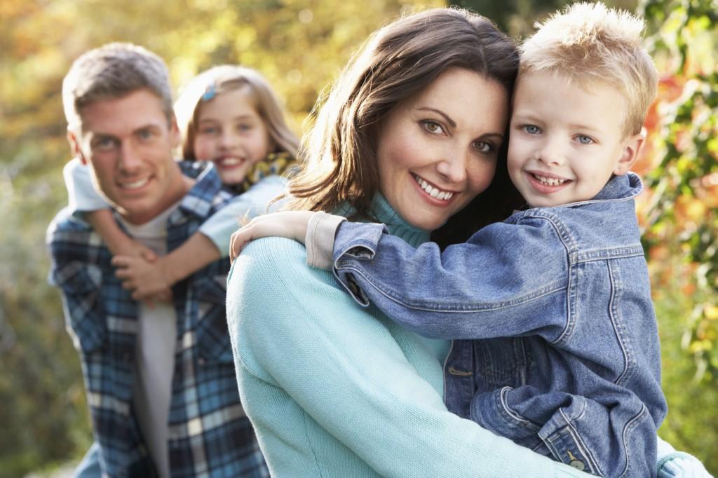 Asuma una carga de oración por su familia