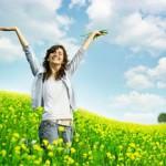 Viva la vida a plenitud, pero en Dios quien trae paz interior