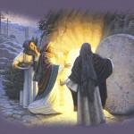 La tumba quedó vacía. Jesús el Señor resucitó para hacernos libres...