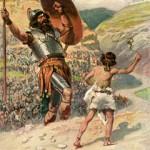 Como David los cristianos estamos llamados a vencer a los gigantes