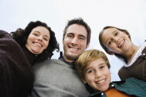 Una fe que torna invencibles a las familias