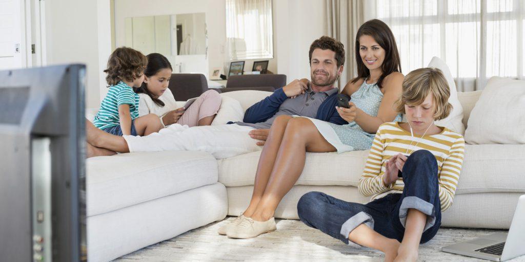 Aprenda a descansar en Dios junto con su familia