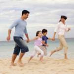 Es fundamental que manifestemos el amor en  la familia. Evidenciarlo