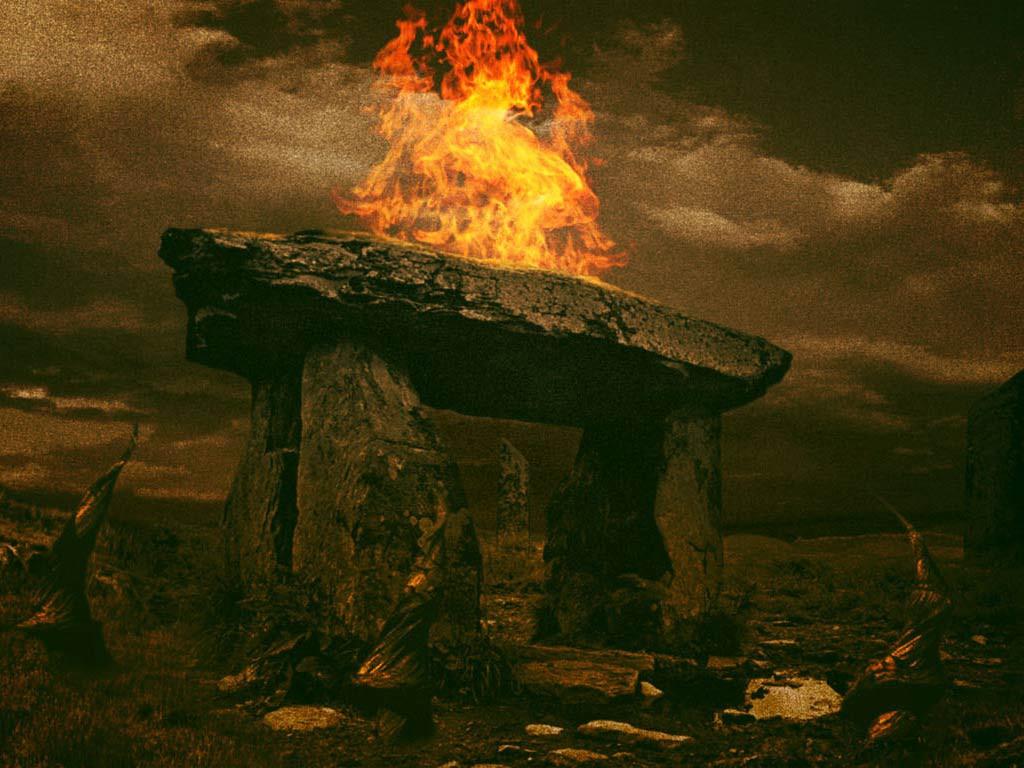 ¿Cómo está el altar de Dios en su vida?
