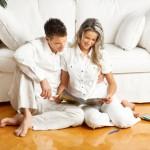 Con ayuda de Dios podemos superar el estancamiento familiar