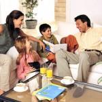 La importancia del amor en la familia