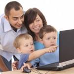 Esté atento al uso que sus hijos hacen de la Internet