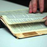 Biblia oración, evangelismo