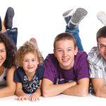 familia, fe, cristianos