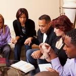 Células, Oración. Biblia, Grupos