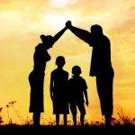 familia, padres, hijos