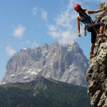 fe, valentía, montañismo