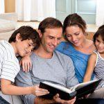 familia, hogar, hijos