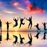 felicidad, alegría, plenitud, placidez