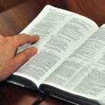 enseñanza, Biblia