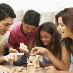 hogar, tiempo, familia, matrimonio, padres, hijos